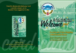 Montecatini Welcome Card